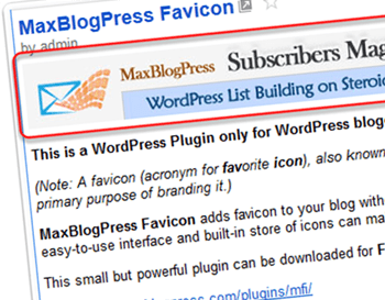 Insert Banner Ad in RSS Feed Header