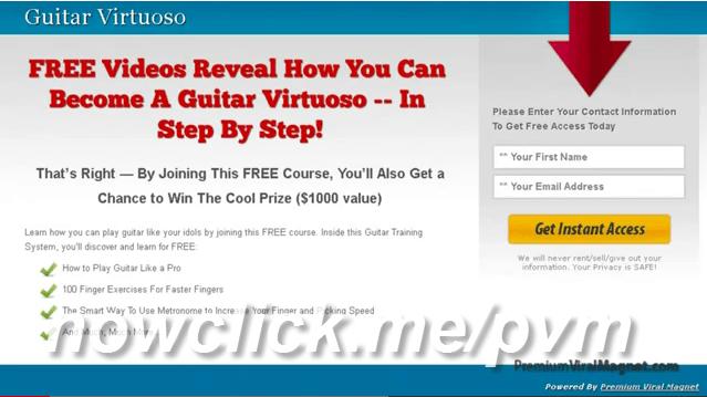 Premium Viral Magnet Demo Site 5