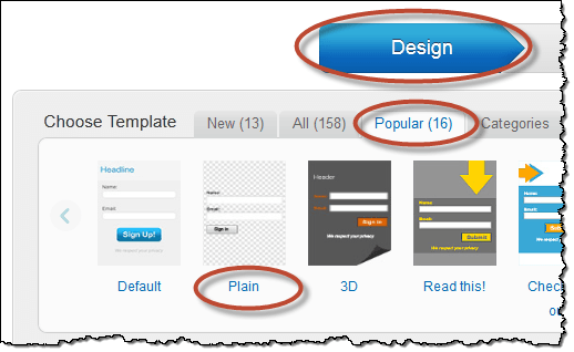 how to embed getresponse web forms in studiopress theme sidebarsGetresponse Form #6
