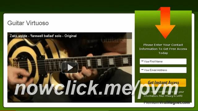 Premium Viral Magnet Demo Site 1