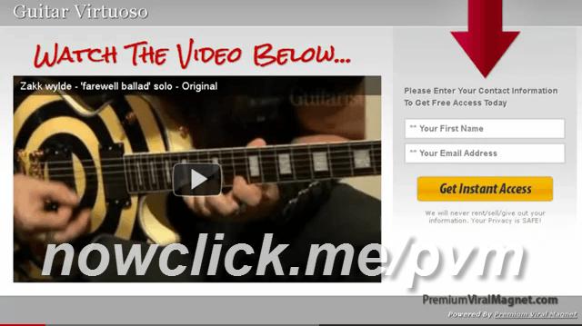 Premium Viral Magnet Demo Site 2