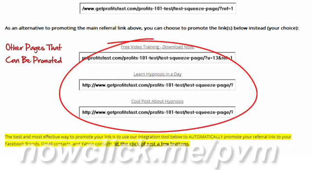 Promote Alternate Links